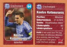 Greece Kostas Katsouranis